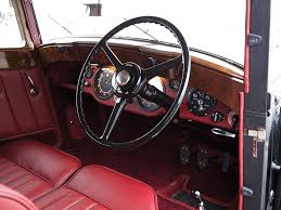 classic bentley interior the whole car 1930 bentley u0027blue train u0027 recreation