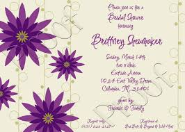 bridal shower invitations bridal shower invitations email free