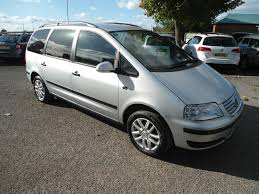 used volkswagen sharan 1 9 for sale motors co uk