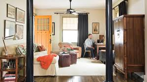 interior home decorating ideas craftsman style home decorating ideas southern living