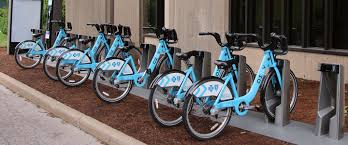 Divvy Bike Map Bike Sharing Comes To The Evanston Campus Sustainnu