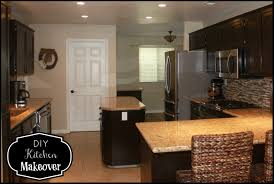 plain kitchen cabinets stain before and after decorating ideas