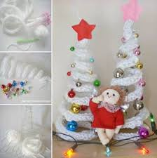 knitting tree ornaments the whoot