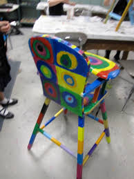 project artist chairs