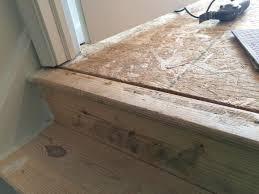 tile to carpet transition on srs carpet vidalondon