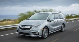 honda odyssey the 2018 honda odyssey could soon let you netflix and chill the