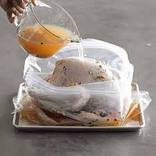 where to buy turkey brine bags brining bags set of 3 williams sonoma