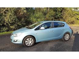 used vauxhall astra hatchback 1 7 cdti 16v exclusiv 5dr in