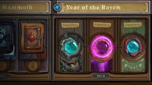 everything worth knowing about hearthstone s year of the bgr