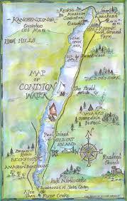 Amazon Maps Decorative Maps Sophie Neville