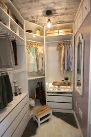 Decorating Ideas For Master Bedrooms Best 25 Small Master Closet Ideas On Pinterest Small Closet