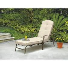 furniture great cast aluminum pool chaise lounge in brown finish