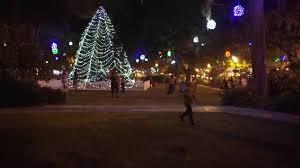 winter park christmas lights winter park christmas lights 2014 youtube