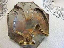 334 best antique cookie cutters molds images on