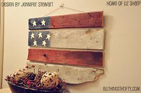 barn wood americana decor all things thrifty