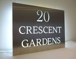 Lighted House Number Sign Beautiful Home Number Plate Design Images Interior Design Ideas