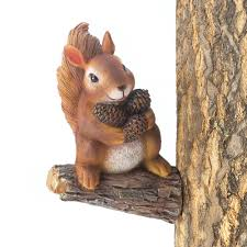 gathering squirrel tree decor wholesale at koehler home decor