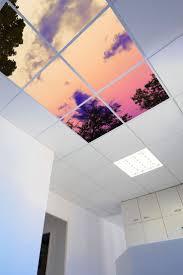 Kit Ciel Etoile Eclairage Faux Plafond Led Dans Un Bureau Tp2 Eclairage Siege