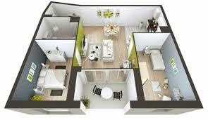 chambre en 3d plan de chambre 3d