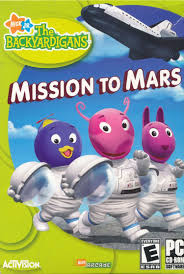 the backyardigans mission to mars for windows 2006 mobygames