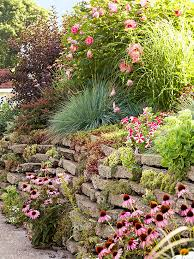 tips for taming a slope retaining walls simple landscaping