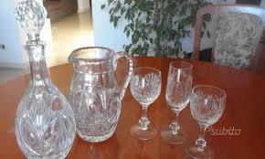 bicchieri boemia servizio bicchieri cristallo boemia arredamento e casalinghi in