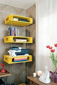 shelves made with recycled wood pallets pallet wood projects