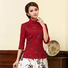 blouse for blouse for modern qipao