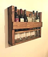 wine rack rustic wine rack metal wine bottle holder 5 bottles