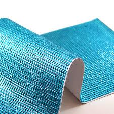 Bling Wrap For Vases Turquoise Diamond Sheet Bling Vase Wrap Turquoise Wedding Decor