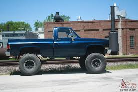 chevy short bed 1 ton 4x4 lifted lift gmc monster truck mud rock