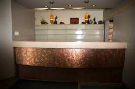 Laminate Reception Desk E R Furnishings Millwork Inc Cabinet Makers Kitchen