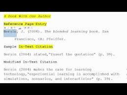 apa format in text citation website with author resume acierta us