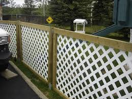 cheap fencing ideas images