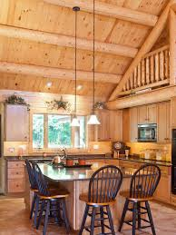 Kitchen Pine Cabinets Knotty Pine Kitchen Cabinets Houzz