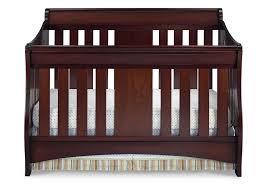 Delta Canton 4 In 1 Convertible Crib Black Oberon 4 In 1 Crib Delta Children