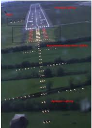 Approach Lighting System Queen U0027s University Belfast Brightness Evaluation And Measurement
