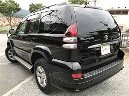 used toyota land cruiser 2008 used toyota land cruiser prado 2008 for sale stock