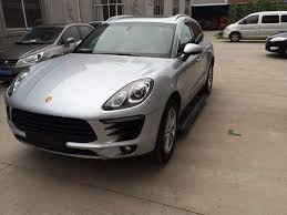 porsche cayenne running boards china auto parts electric running board side pedals for
