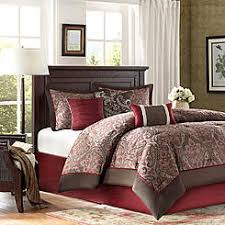 Madison Park Bedding Madison Park Palisades Piece Comforter Set Coral