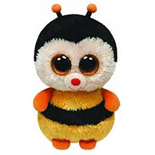 amazon ty beanie boos bugsy ladybug baby