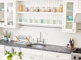 kitchen cabinet with shelves how to organize kitchen cabinets