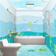 3D Bathroom Wall Murals 3D Wallpaper for Bathrooms Walls