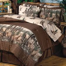 Whitetail Deer Home Decor by Amazon Com Whitetail Dreams King Comforter Set Home U0026 Kitchen
