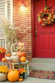 20 simple fall porch decor for and thanksgiving home