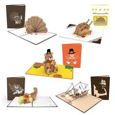 thanksgiving pop up cards lovepop