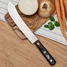 vintage kitchen knives vintage marin style sabatier butcher knife garrett wade