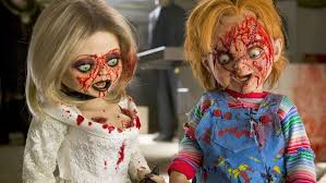 Chucky Bride Halloween Costumes Bride Chucky Review Movie Empire