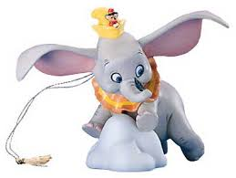 walt disney classics collection dumbo ornament when i see an