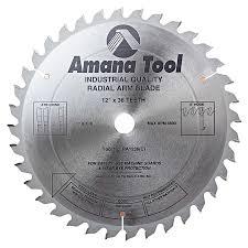 Best Circular Saw Blade For Laminate Flooring Ra1236 Carbide Tipped Radial Arm 12 Inch Dia X 36t 4 1 0 Deg 1